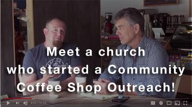 Meet Coaster Coffee - a Church Based Outreach Coffee Shop